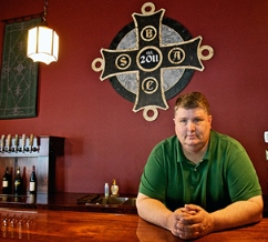 Jeff Whitman of Selkirk Abbey Brewing
