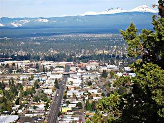 "Bend, OR, the Litle City That Time (and by ""time"" we mean ""Huffington Post) Forgot"
