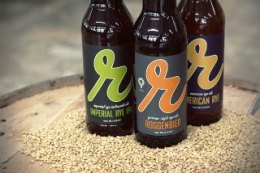 Reuben's Brews: Wild Earth's only comparable brewery in terms of ales and ideas