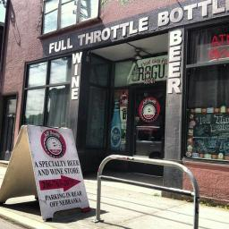 Full Throttle Bottles, Georgetown, Seattle