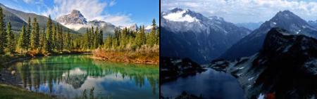 Rockies, left vs. Cascades, right...Toss up?