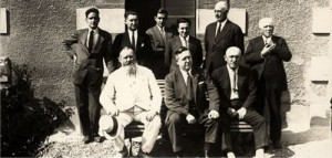The original Franco-Espanolas partners