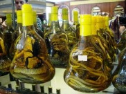 "Thai ""Three Lizard Liquor"""