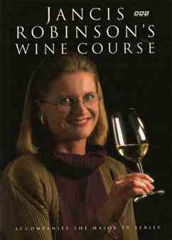 The Jancis Robinson book in question