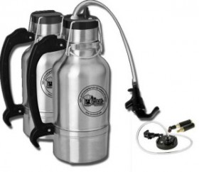 DrinkTank 64 equipped with KegCap option