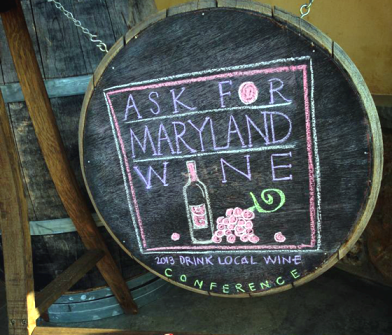 Photo from Black Ankle Vineyards