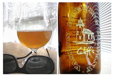 Cliff's Vashon Brewing Company IPA