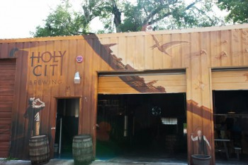 Drink Local, Charlestonian Edition: The Remarkable Holy City Brewing