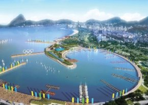 Olympic Parasailing Venue
