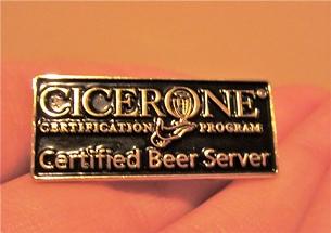 Cicerone pin: needs work