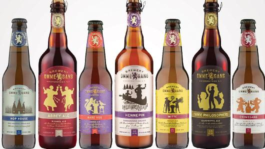 Ommegang Line-up, owned by Duvel for its entire history