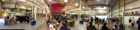 21st Amendment's new San Leandro brewery