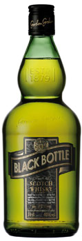 The sad green bottle