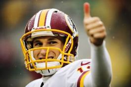 Kirk Cousins, late bloomer
