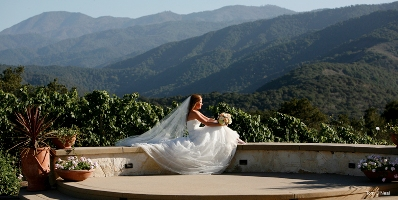 Think you might like to stage a wedding at Holman Ranch?