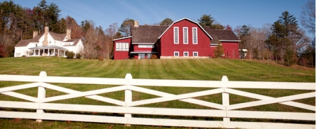 The Blackberry Farm/ all photos property of beall + thomas photography