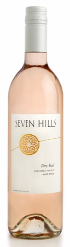 Seven Hills Winery 2014 Rose
