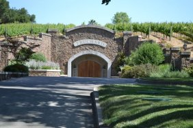 The Caves at Truchard Vineyards, Carneros