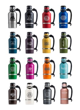 DrinkTanks-Beer-Growler-Colors