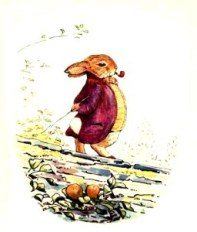 free-vintage-illustration-of-beatrix-potter-benjamin-bunny-12